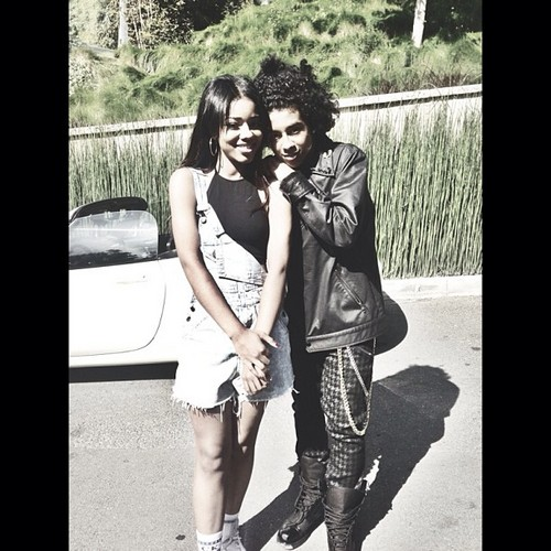 Princeton says &#34;@rachymarieeee, Well hello Ig!&#34; <3 :D ;* ; { D