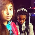 Princetyboo is with his cousin, Akemi Figueroa!!!! :D <3 ;D :* =O - princeton-mindless-behavior photo