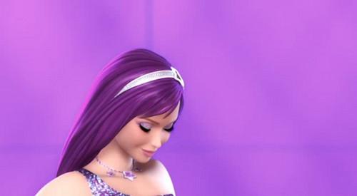 Purple-headed Popstar, Keira <3