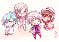 Quartet ☆ Night  - uta-no-prince-sama fan art