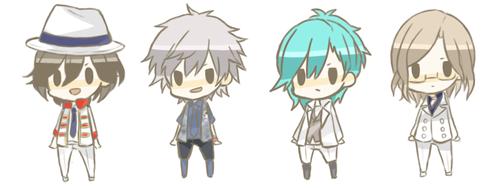 Quartet ☆ Night