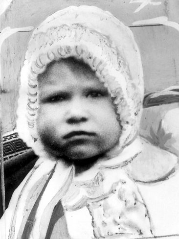 퀸 Elizabeth II as a baby