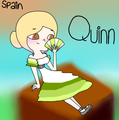Quinn-TDNTM-as a country- Spain - total-drama-island-fancharacters photo