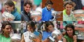 Rafa`s wins at Roland Garros - rafael-nadal photo