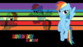 Rainbow Dash so awsome - rainbow-dash photo
