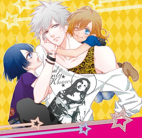 Ranmaru, Masato, and Ren