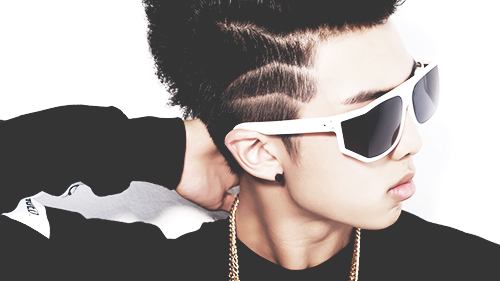 Rap Monster - Leader