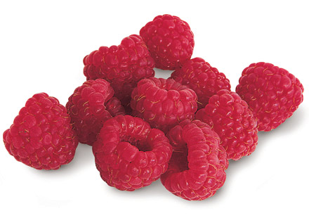 Red Raspberries <3