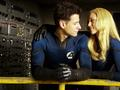 Reed and Sue - marvel-comics photo