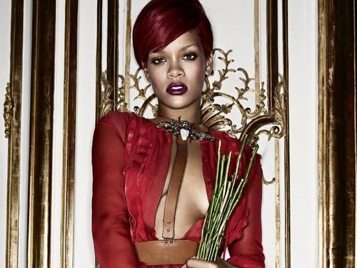 Rihanna Interview mag