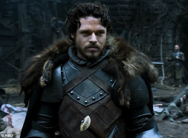 Robb Stark - Robb Stark Photo (34651439) - Fanpop