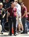 Robert Downey Jr. Films 'The Judge' in Massachusetts - robert-downey-jr photo