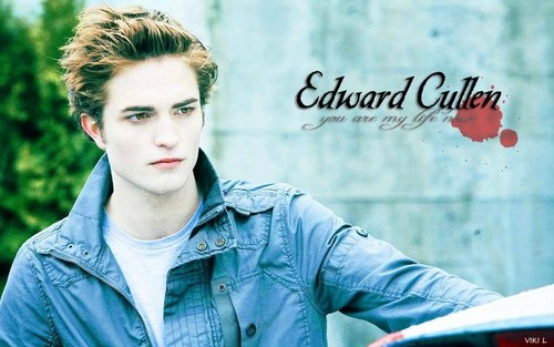 Robert Pattinson!