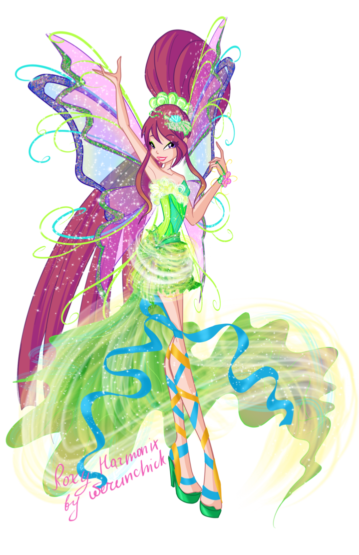 The Winx Club Images Roxy HD Wallpaper And Background