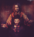 Rumple & Regina  - once-upon-a-time fan art