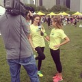 SELF Magazine's Workout In The Park (Chicago, June 2) - katie-cassidy photo