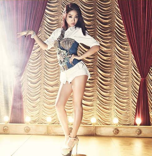"SISTAR ""Give It To Me"" Comeback Teasers ~"