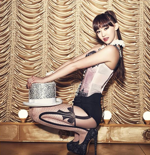"""SISTAR """"Give It To Me"""" Comeback Teasers ~"""