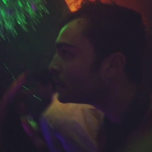 SPOTTED MR. WESTWICK AT WHISKY MIST AGAIN