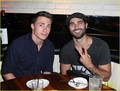 STK-LA 5th Anniversary Party- June 5 - tyler-hoechlin photo