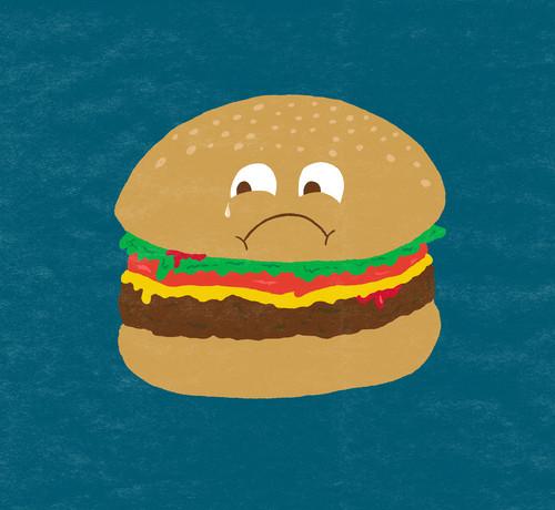 Sad Burger