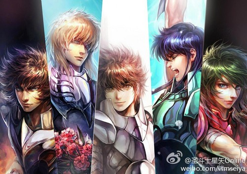 Saint Seiya - Bronze Saints