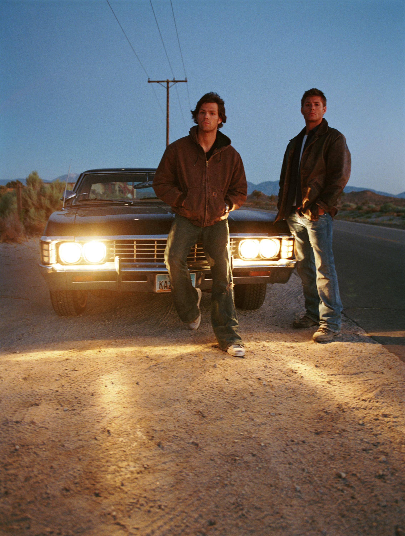 Sam and Dean - Sam Win...