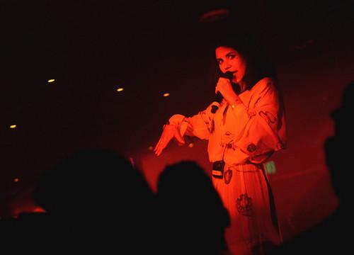 Secret concert - Dallas, Texas