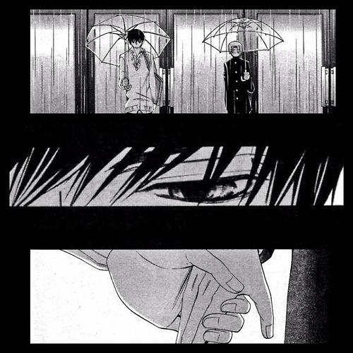Sekai ichi Hatsukoi manga