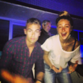 Shai and Theo at the Rolling Stones Concert! - divergent photo