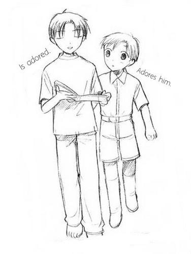 Shigure and Kureno