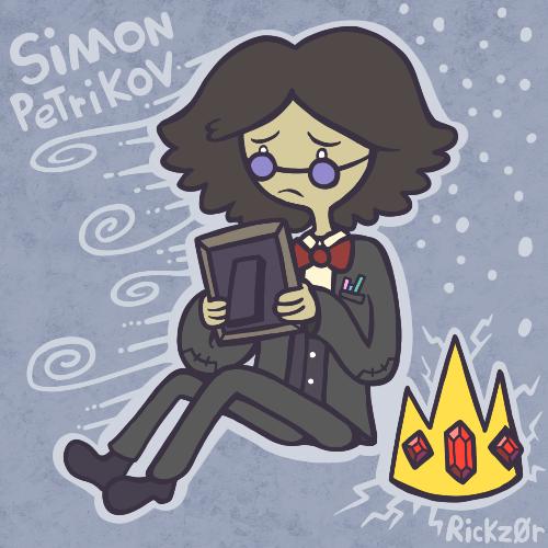 Simon Petrikov