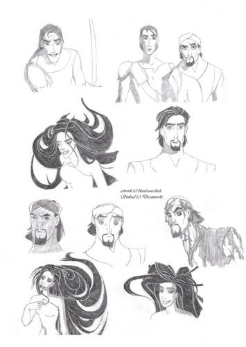 Sinbad Legend of the Seven Seas