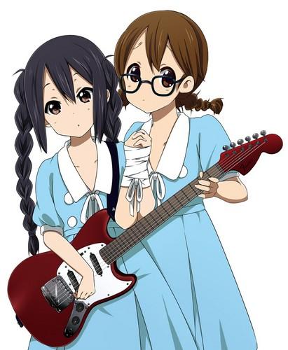 Singing! Yui & Azu!