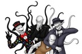 Slender Buddies  - darkcruz360 photo
