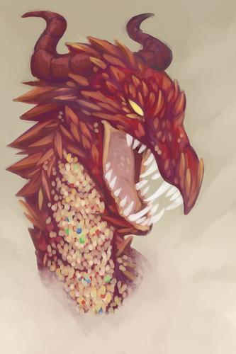 Smaug The Dragon