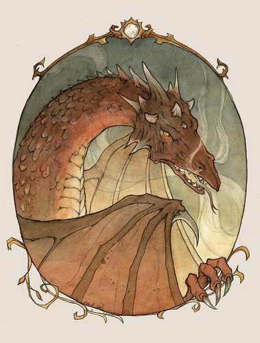 Smaug The Dragon