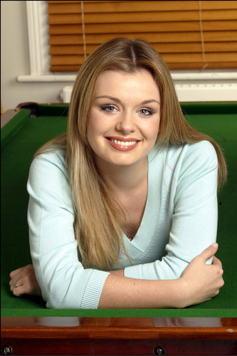 Snooker Table Photoshoot 2004