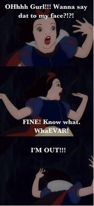 Snow White's Argument