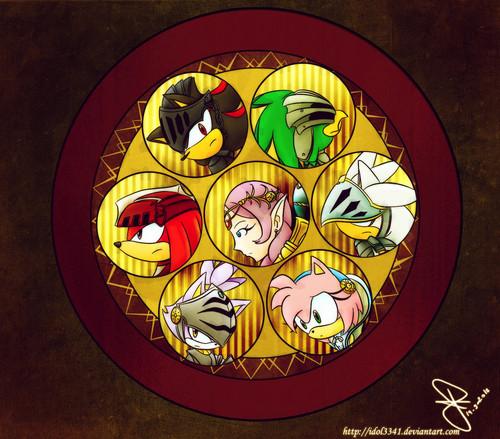 Sonic knights