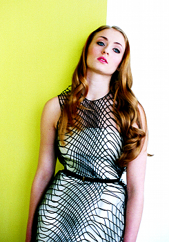 Sophie Turner for 1883 Magazine (June 2013)