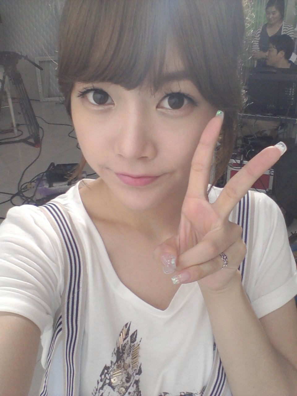 Park Soyeon imag...T Ara Number 9 Jiyeon