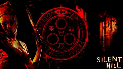 Silent Hill wallpaper entitled Splatter