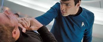 Spock Zachary Quinto