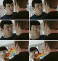 Spock funny
