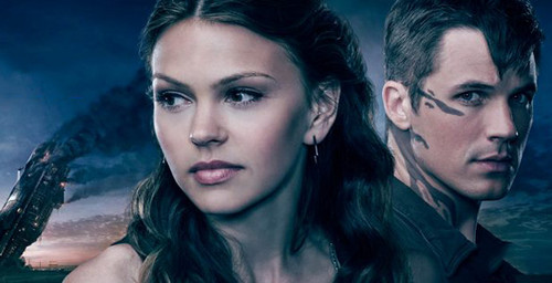 Star-crossed promotional picture