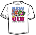 State of origin tee shirt - state-of-origin fan art