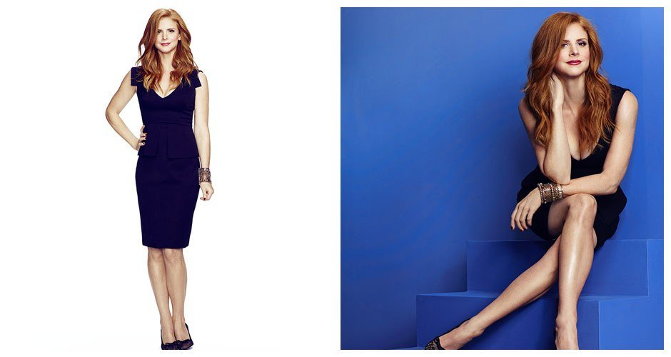 Suits - Season 3 Promotional picha - Donna Paulsen