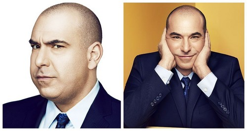Suits - Season 3 Promotional تصاویر - Louis Litt