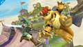 Super Smash Bros. E3 2013 - super-smash-bros-brawl fan art